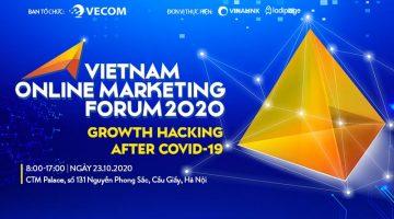 Diễn đàn Tiếp thị trực tuyến – VOMF 2020