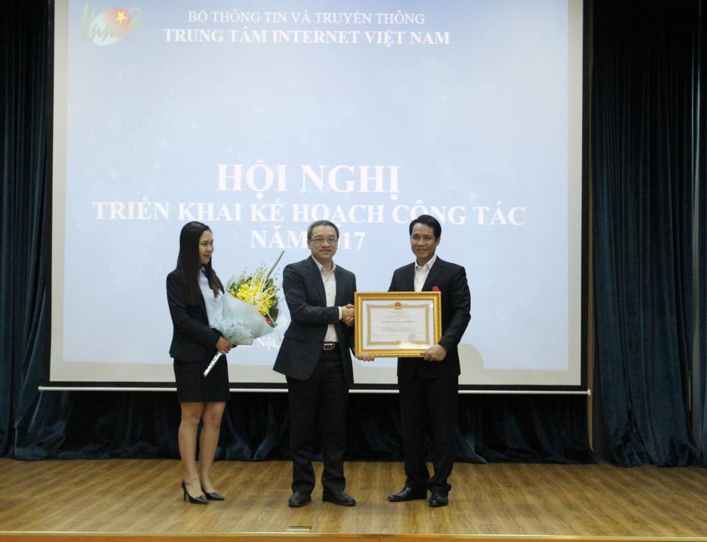 Tên miền quốc gia Việt Nam tiếp tục tăng trưởng mạnh